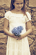 Child Photos - Hydrangea by Joana Kruse