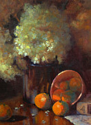 MaryAnn Cleary - Hydrangeas and...