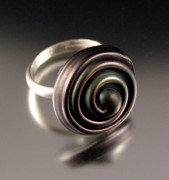 Ring Jewelry - Hypno by Amber Ballard