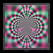 Sherry Holder Hunt Posters - Hypnotic Poster by Sherry Holder Hunt