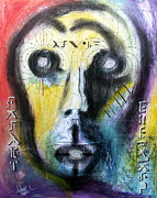 Image Painting Originals - Hypnotica by David Deak