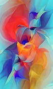 I Am So Glad Print by David Lane