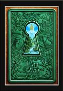 Matted Posters - I Am the Way Poster by Cliff Hawley