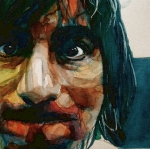 Icon Paintings - I Can See For Miles by Paul Lovering