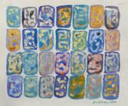 I-ching-maybe Print by Shoshanah Dubiner