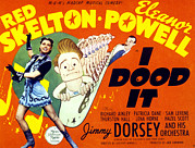 Skelton Posters - I Dood It, Aka By Hook Or By Crook Poster by Everett