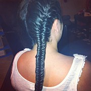 Likeaboss Art - I Fishtail #likeaboss Lol Couldnt by Paisley Lake