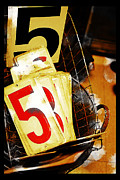 Flea Market Photos - I Got Your Number by Simone Hester