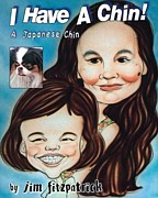 Japanese Chin Puppy Photos - I Have a Chin  A Japanese Chin book by Jim Fitzpatrick