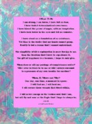 Healing Posters Posters - I Hope To Be - 2 Poster by  Laurie Homan