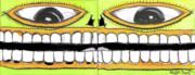 I Like 2 Smile Print by Robert Wolverton Jr