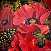 Eileen  Fong - I Love Poppies 11