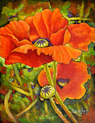 Eileen  Fong - I Love Poppies