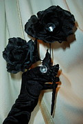 Flower Jewelry - I Love your Darkness  by Jozy Me