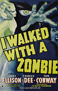 1943 Movies Photos - I Walked With A Zombie, 1943 by Everett