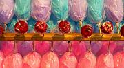Cotton Candy Photos - I Want Candy by Skip Hunt