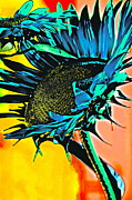 Bright Colors Metal Prints - I Will Be Bigger Than You Metal Print by Gwyn Newcombe