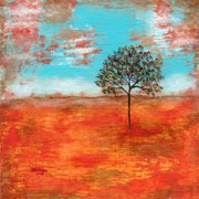 Trees Paintings - I Will Revere by Itaya Lightbourne