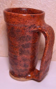 Pottery Ceramics - I Will Toast to That by Eric Hausel