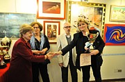 Netherlands Paintings - I won the price in Italy Milano by Patty Meotti