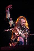 Anderson Posters - Ian Anderson Poster by Marc Bittan