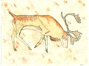 David Crowell - Ice Age Stag