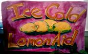 Don Thibodeaux Art - Ice Cold Lemon Aid  by Don Thibodeaux