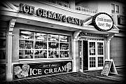 All - Ice Cream and Candy Shop at The Boardwalk - Jersey Shore by Angie McKenzie