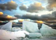 Landscape Photos - Ice Henge by David April