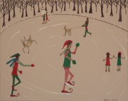 North Pole Originals - Ice Pond by Gregory Davis