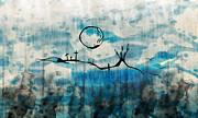 Ice Print by Roberto Mansi