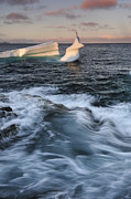 Icebergs Art - Iceberg  by Christian Heeb