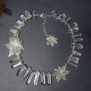 Hand Made Jewelry - Icicle by Atelje Borej
