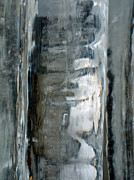 Icicles Prints - Icicles 2 Print by John Burnett