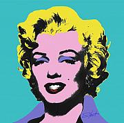 Marylin Framed Prints - Icon 4 Framed Print by Charles Stuart