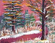 LeeAnn McLaneGoetz McLaneGoetzStudioLLCcom - Icy Pink Winter