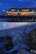 Southern California Photo Originals - Icy Waters by Matt MacMillan