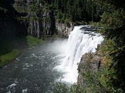 Christine Edwards - Idaho Waterfall