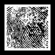 Finger Prints - Identity 1 Print by David April