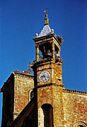 Iglesia De San Martin - Trujillo Print by Juergen Weiss