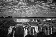 Natural Resources Posters - Iguacu Falls Poster by Keith Kapple