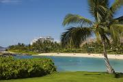 Ko Olina Lagoon Photos - Ihilani Hotel tropical lagoon by Dana Edmunds - Printscapes