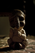 Toy Sculptures - Il Piccolo Budda by Francesca Dalla benetta