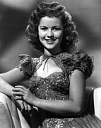 1945 Movies Photos - Ill Be Seeing You, Shirley Temple, 1945 by Everett