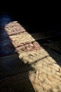 Stone Floor Photos - Illumination by Odd Jeppesen
