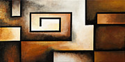 Fine Photography Art Painting Prints - Illusion of Depth 19 Print by Uma Devi
