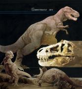 Reptiles Art - Illustration Of Tyrannosaurus Rex by Roy Andersen