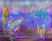 Seadragon Posters - Im Going Home  Poster by Cynthia  Richards