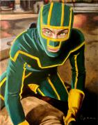 I'm Kick-ass Print by Al  Molina