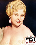 Dangling Framed Prints - Im No Angel, Mae West, 1933 Framed Print by Everett